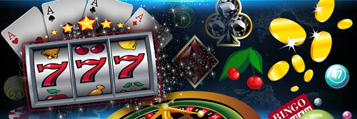 Tragamonedas. El mundo del mejores casinos, a golpe de clic