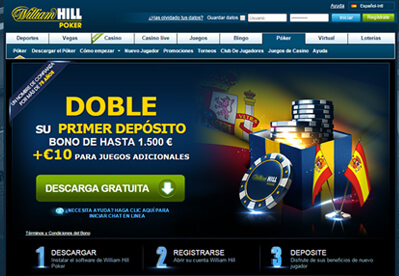 online william hill casino quasar casino