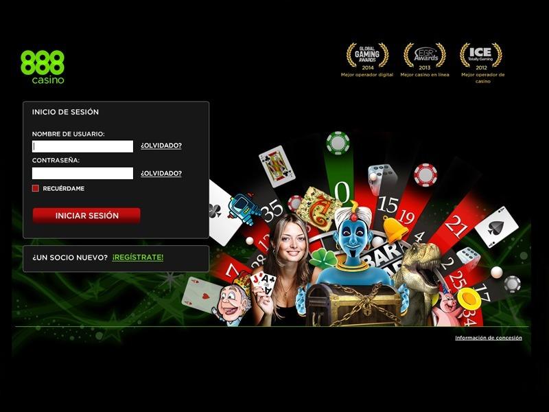 Juego De Casino 888 Gratis