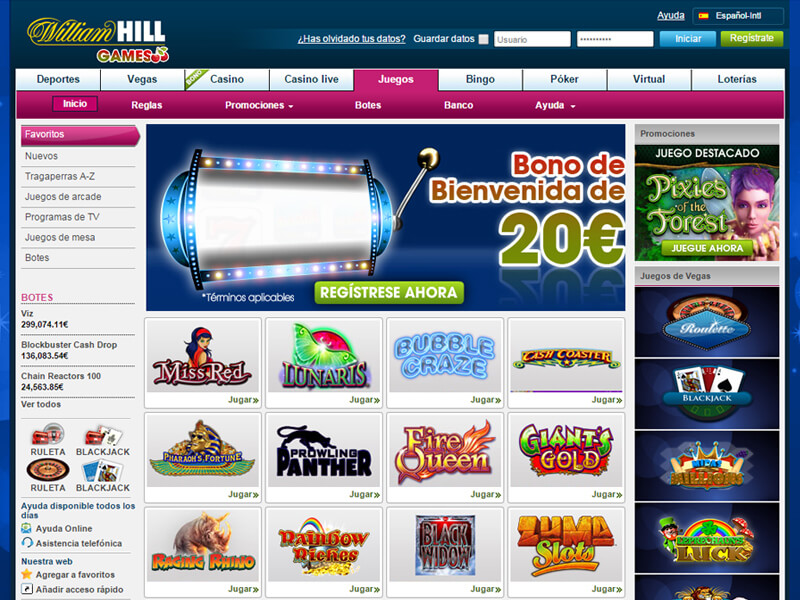 william hill online slots casinoonline
