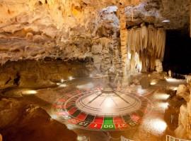 Restos arqueológicos del que podría ser el casino más antiguo de EE.UU.